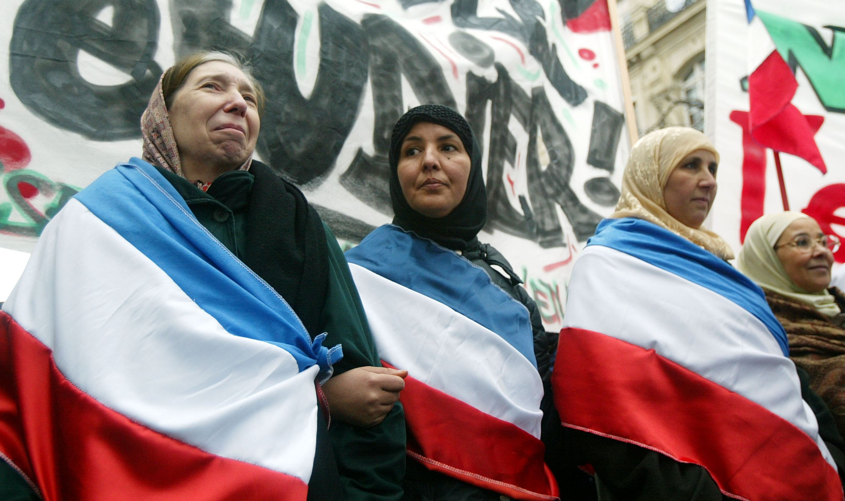WE, FRENCH MUSLIMS